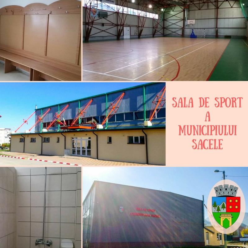 Sala de Sport a Municipiului Săcele