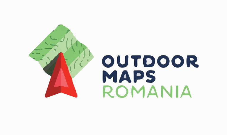 Outdoor Maps Romania